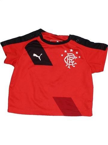 Sportswear garçon PUMA rouge 12 mois été #1422735_1