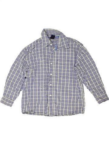 Camisa de manga larga niño GAP gris 7 años invierno #1423218_1
