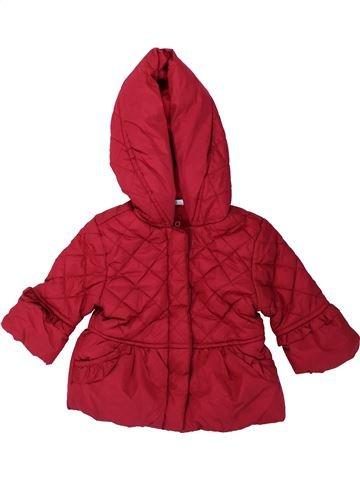 Plumífero niña MINI CLUB rojo 9 meses invierno #1423309_1