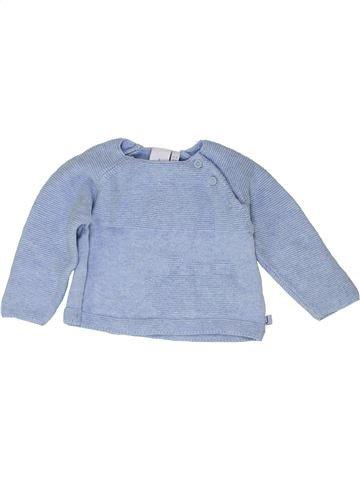 Chaleco unisex JASPER CONRAN azul 3 meses invierno #1423410_1