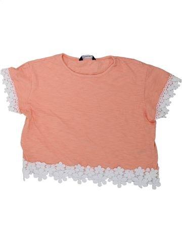Camiseta de manga corta niña GEORGE rosa 7 años verano #1423507_1