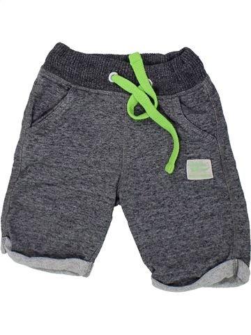Short-Bermudas niño F&F gris 3 años verano #1423874_1