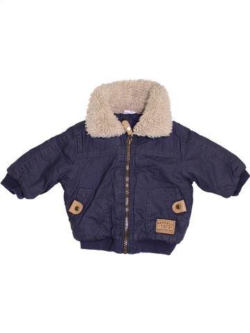 Cazadora niño F&F azul 3 meses invierno #1424178_1