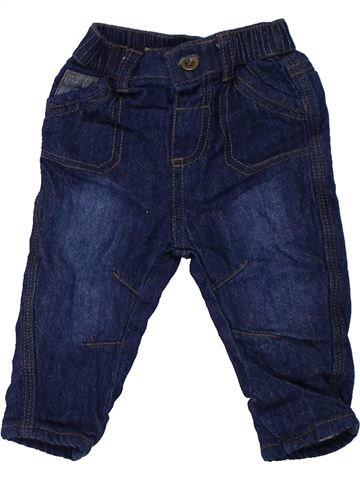 Tejano-Vaquero niño GEORGE azul 6 meses invierno #1424433_1