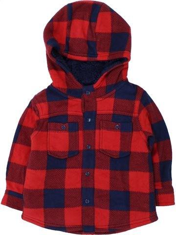 Chaqueta niño NEXT rojo 18 meses invierno #1424614_1