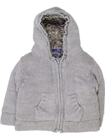 Veste garçon CHEROKEE gris 12 mois hiver #1424801_1