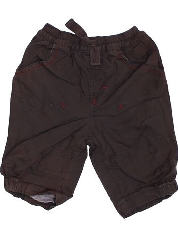 Pantalon garçon CHEROKEE beige 3 mois hiver #1424816_1