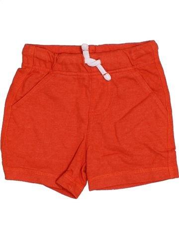 Short-Bermudas niño F&F rojo 18 meses verano #1424818_1