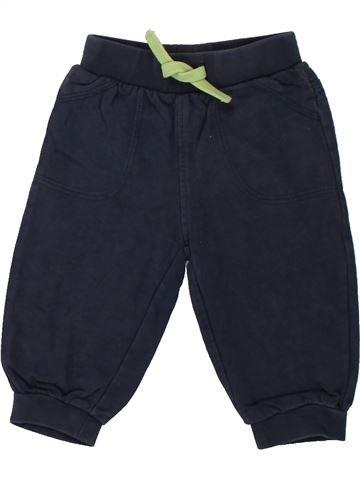 Pantalón niño C&A azul oscuro 6 meses invierno #1424870_1
