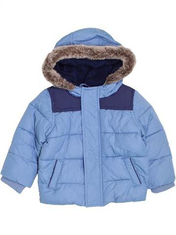 Plumífero niño JOHN LEWIS azul 9 meses invierno #1424937_1