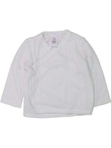 Gilet unisexe C&A blanc 3 mois hiver #1425017_1