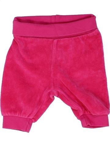 Pantalon fille LIEGELIND rose naissance hiver #1425097_1