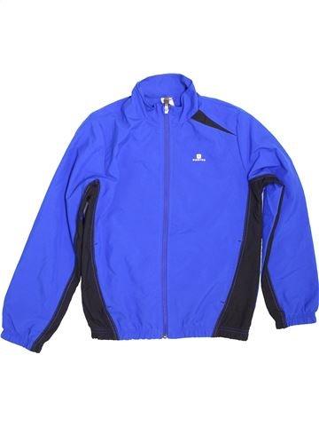 Sportswear garçon DOMYOS bleu 12 ans hiver #1425182_1