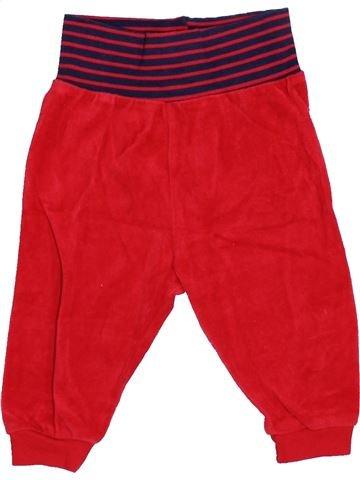 Pantalón niño LUPILU rojo 6 meses invierno #1425255_1