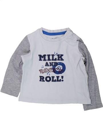Camiseta de manga larga niño LUPILU gris 3 años invierno #1425440_1