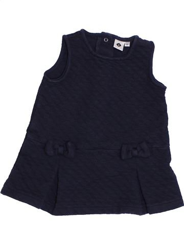 Robe fille GRAIN DE BLÉ noir 12 mois hiver #1425574_1