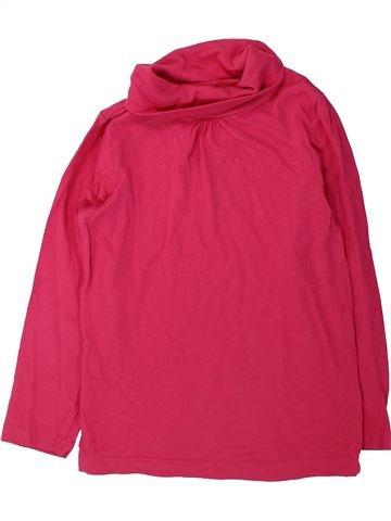 Camiseta de cuello alto niña LUPILU rosa 6 años invierno #1425776_1