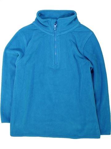 Pull garçon C&A bleu 7 ans hiver #1425871_1