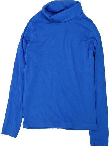 Camiseta de cuello alto niño LUPILU azul 8 años invierno #1425988_1