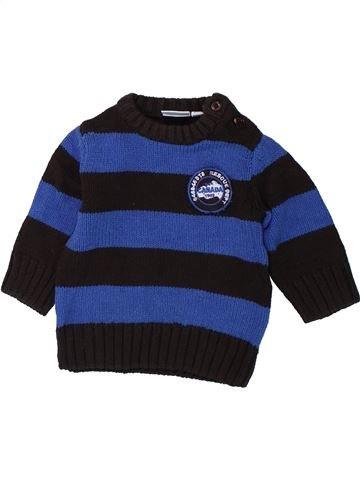 jersey niño IMPIDIMPI azul 6 meses invierno #1426127_1