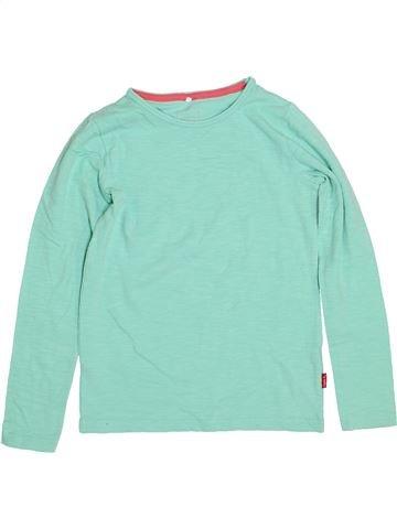 T-shirt manches longues fille NAME IT bleu 8 ans hiver #1426200_1
