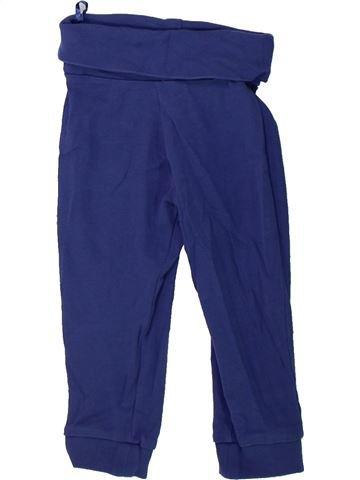 Pantalon garçon SANS MARQUE bleu 18 mois hiver #1426220_1