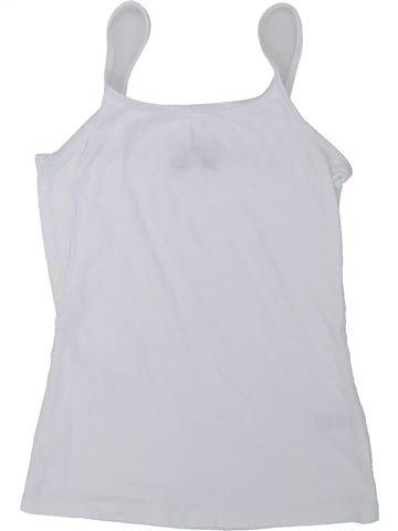 T-shirt sans manches fille CANDY COUTURE blanc 13 ans été #1426861_1