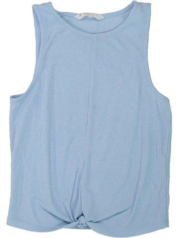 Camiseta sin mangas niña CANDY COUTURE azul 11 años verano #1426905_1