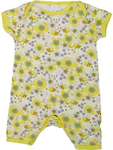 Combinación corta niña MINI CLUB beige 12 meses verano #1426928_1