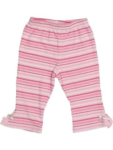 Pantalon fille LITTLE BUNDLE rose 6 mois été #1427338_1