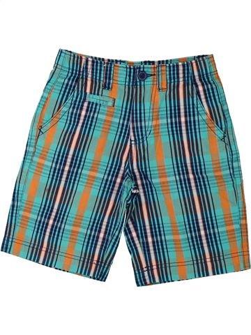 Short - Bermuda garçon PEPPERTS vert 9 ans été #1427636_1
