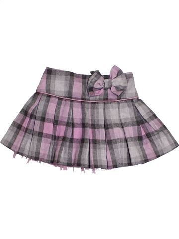 Jupe fille CHEROKEE gris 18 mois hiver #1427980_1