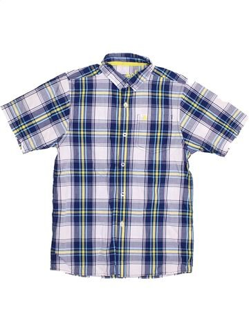 Chemise manches courtes garçon PRIMARK gris 11 ans été #1428095_1