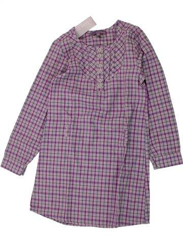 Robe fille LISA ROSE violet 6 ans hiver #1428418_1