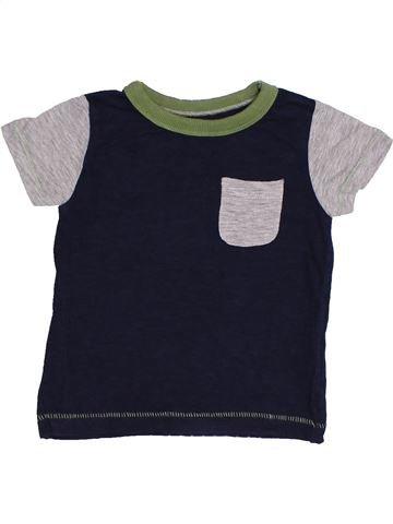 T-shirt manches courtes garçon NEXT gris 6 mois été #1429583_1