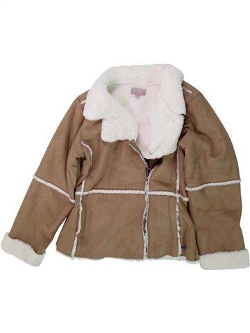 Abrigo niña LISA ROSE marrón 10 años invierno #1429768_1