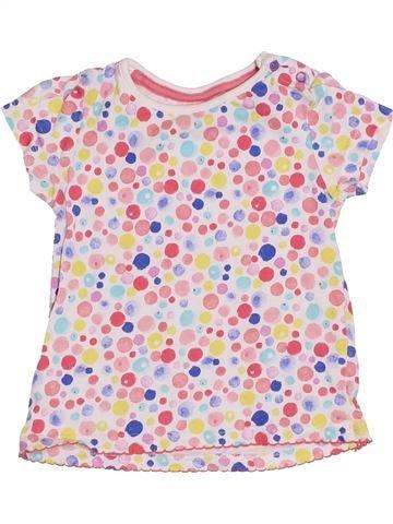 T-shirt manches longues fille BHS violet 9 mois hiver #1429885_1