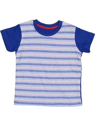 Camiseta de manga corta niño MATALAN gris 18 meses verano #1430054_1