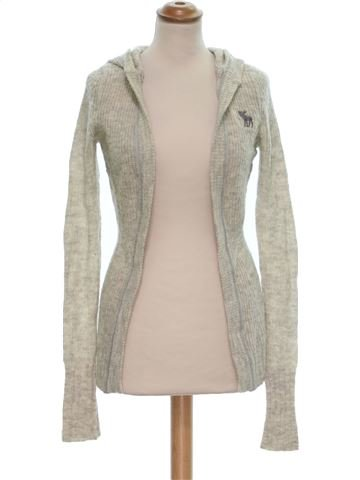 Gilet femme ABERCROMBIE & FITCH XS hiver #1430277_1