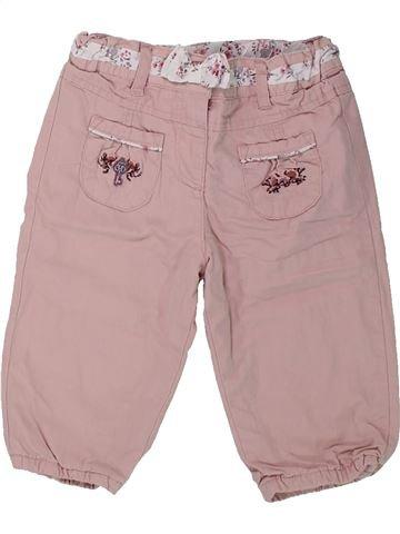 Pantalon fille SERGENT MAJOR beige 6 mois hiver #1430512_1