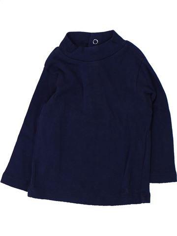 Camiseta de manga larga niño DPAM negro 6 meses invierno #1430722_1