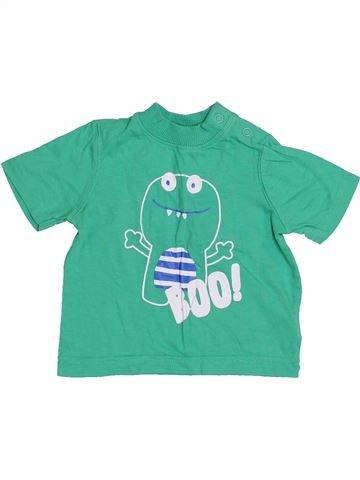 Camiseta de manga corta niño MOTHERCARE verde 6 meses verano #1430802_1