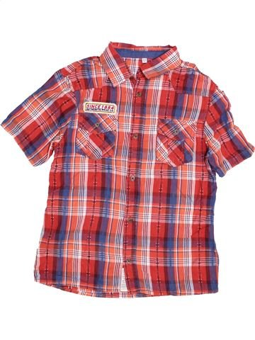 Camisa de manga corta niño MARKS & SPENCER rojo 11 años verano #1431167_1