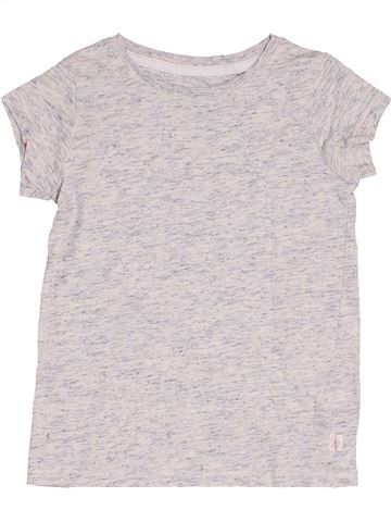 T-shirt manches courtes fille NEXT blanc 5 ans été #1431513_1