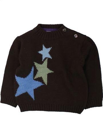 jersey niño NATALYS negro 12 meses invierno #1431635_1