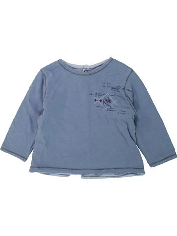Sweat garçon KENZO bleu 12 mois hiver #1431647_1