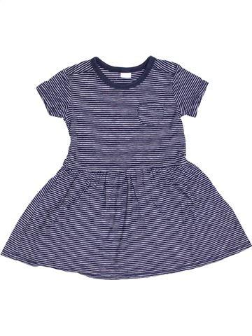 Robe fille NEXT bleu 5 ans hiver #1431977_1