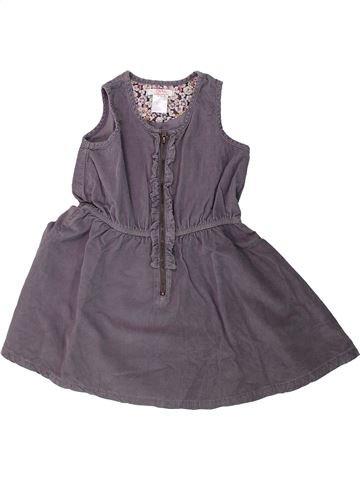 Vestido niña LA REDOUTE CRÉATION azul 4 años invierno #1432058_1
