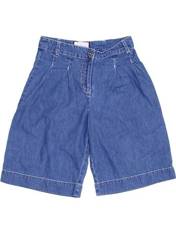 Short - Bermuda fille JASPER CONRAN bleu 5 ans été #1432228_1