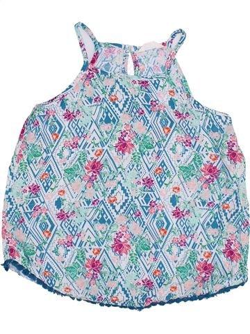 Camiseta sin mangas niña CANDY COUTURE azul 11 años verano #1432260_1
